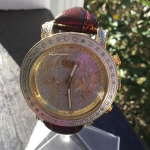 Other - Men Joe Rodeo Gold Finished Treasure Watch